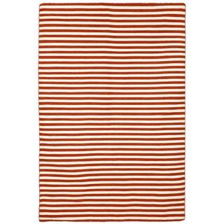 Petite Stripe Outdoor Rug (5' x 7'6)