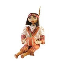Sean Indian Boy Figure