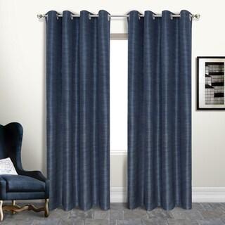 Luxury Collection Brighton Foamback Blackout Curtain Panel