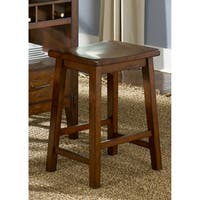 The Gray Barn Vermejo Sawhorse Barstool