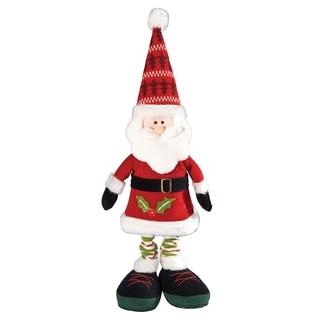 Musical Dancing Santa Figure
