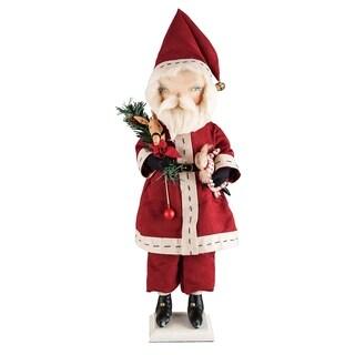 """Sedrick"" Santa Figure"