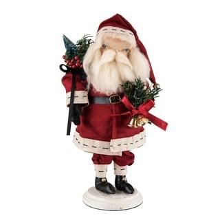 """Rupert"" Santa Figure"