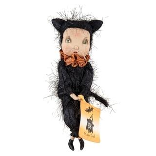 """Adeline"" Cat Girl Figure"