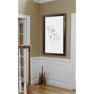American Made Rayne Roman Copper Bronze Whiteboard|https://ak1.ostkcdn.com/images/products/10629518/P17698534.jpg?impolicy=medium