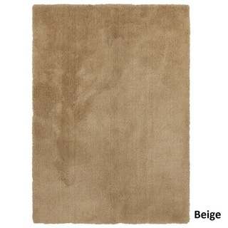 Hand-Woven Bowery Polyester Rug (2' x 3')