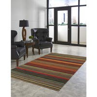 Stripes Indoor Rug (9' x 12') - 9' x 12'