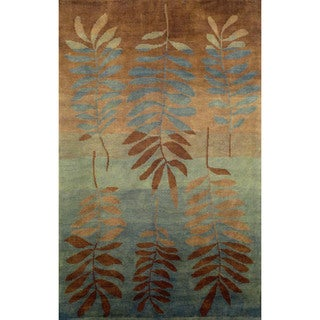 Leaf Indoor Rug (9' x 12')