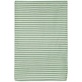 Petite Stripe Outdoor Rug (8'3 x 11'6)