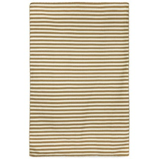 Petite Stripe Outdoor Rug (2' x 3')