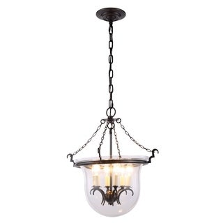 Seneca Collection 1426 Flush Mount with Bronze Finish