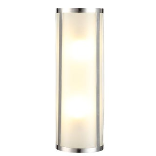 Sierra Collection 1427 Wall Sconce with Polished Nickel Finish