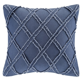 Harbor House St. Tropez Cotton Square 18-inch Throw Pillow