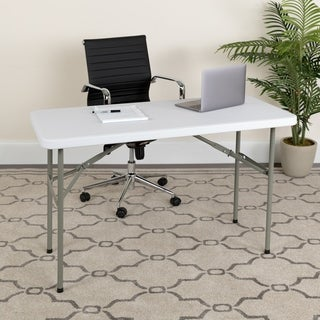 24-inchw x 48-inchl Folding Table