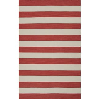 ABC Accents Aiden Rust Gold Wool Rug
