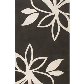 ABC Accents Keno Floral Brown rug