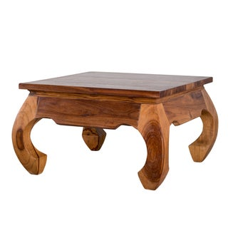 Reclaimed Wood Opium Square Table
