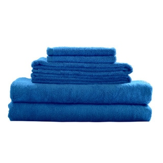 Maxkin Rayon from Bamboo 6-piece Towel Set