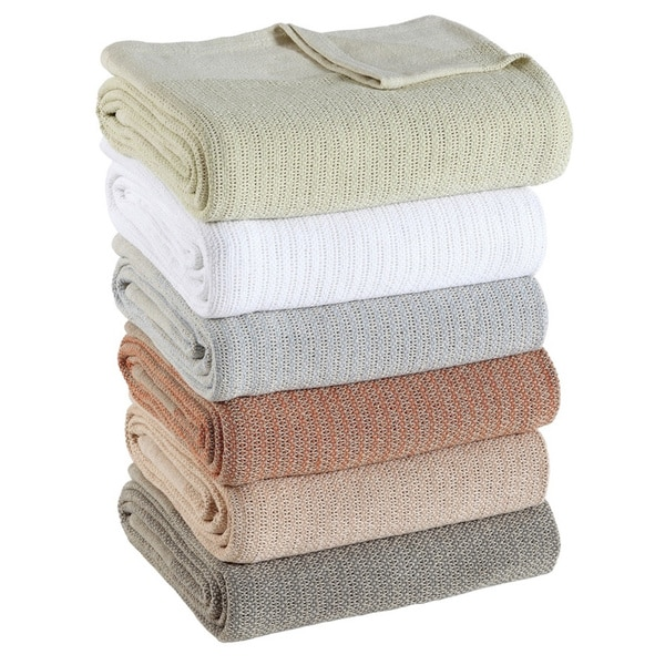 True Cotton Thermal Blanket