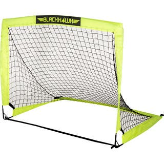 Franklin Sports 4-foot Fiberglass Blackhawk Goal|https://ak1.ostkcdn.com/images/products/10630218/P17699332.jpg?impolicy=medium