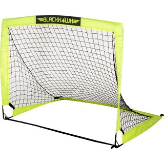 Franklin Sports 4-foot Fiberglass Blackhawk Goal