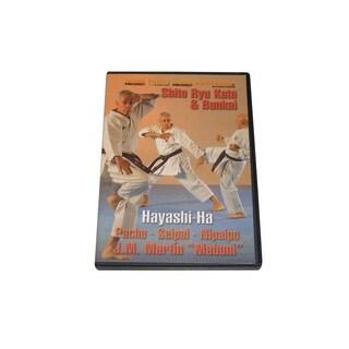 Shito Ryu Advanced Karate Kata and Bunkai Hayashi Martin DVD Pachu Seipai Nipaipo