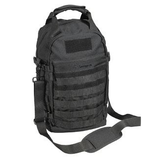 Snugpak Squadpak Over The Shoulder Bag, Black