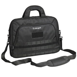 Snugpak Briefpak with Laptop Pocket, Black