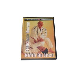 Kioto Brazilian Jiu Jitsu Submission DVD Master Mansur M-0140 locks counters