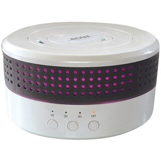 Now Foods Model: 7522 White Ultrasonic Dual Mist Essential Oil Diffuser