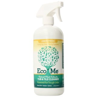Eco-Me All Natural Lemon Fresh 32-ounce Tub and Tile Cleaner (Pack of 6)