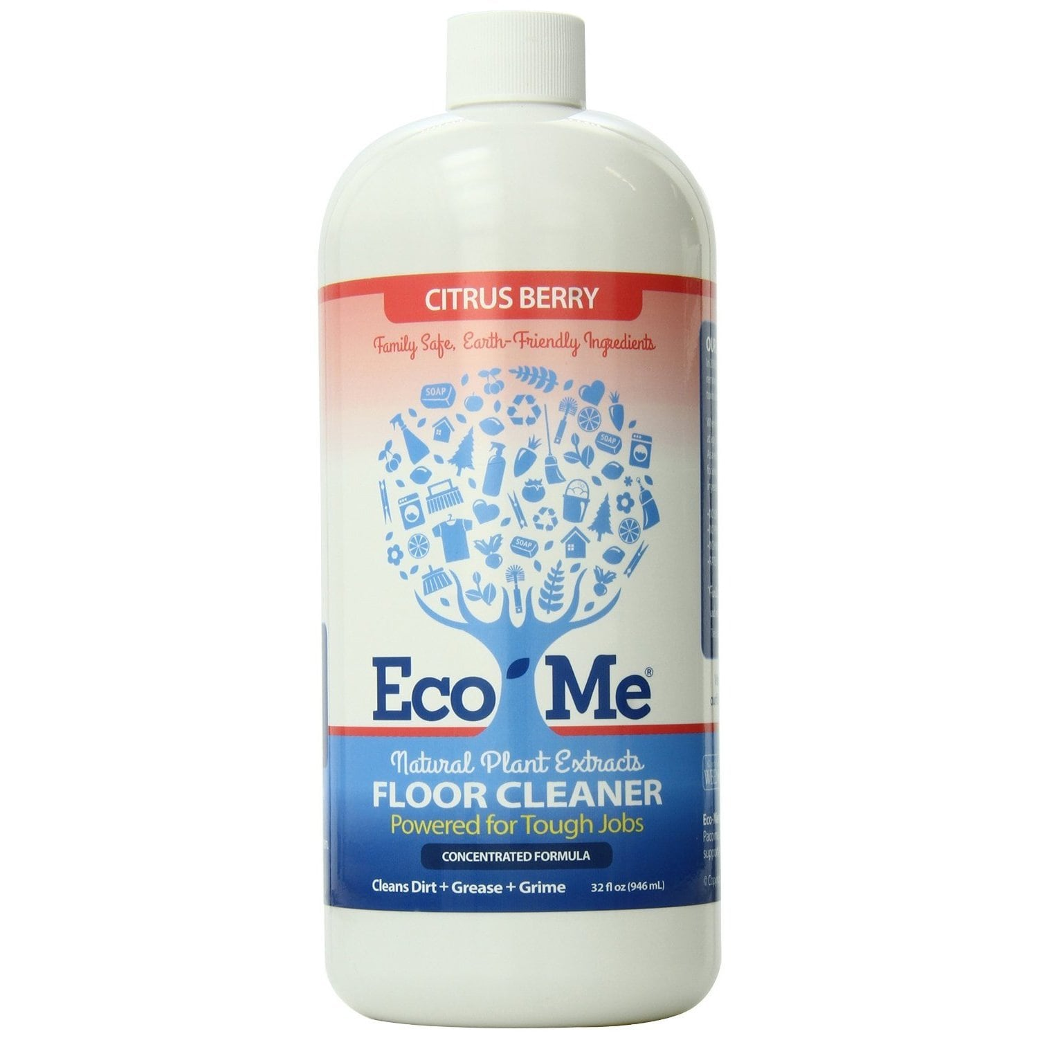 KITTRICH CORP. Eco-Me All Natural 32-ounce Floor Cleaner ...