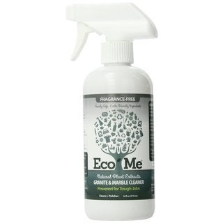 Eco-Me All Natural Fragrance Free 16-ounce Granite and Marble Cleaner (Pack of 6)