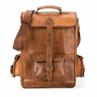 Satch and Fable LPTBCK 16 inch Laptop Backpack
