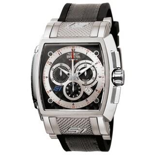 Invicta Men's 1081 S1 Rally Quartz Chronograph Black Dial Watch