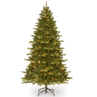 7.5 ft. Sheridan Spruce Tree with Clear Lights