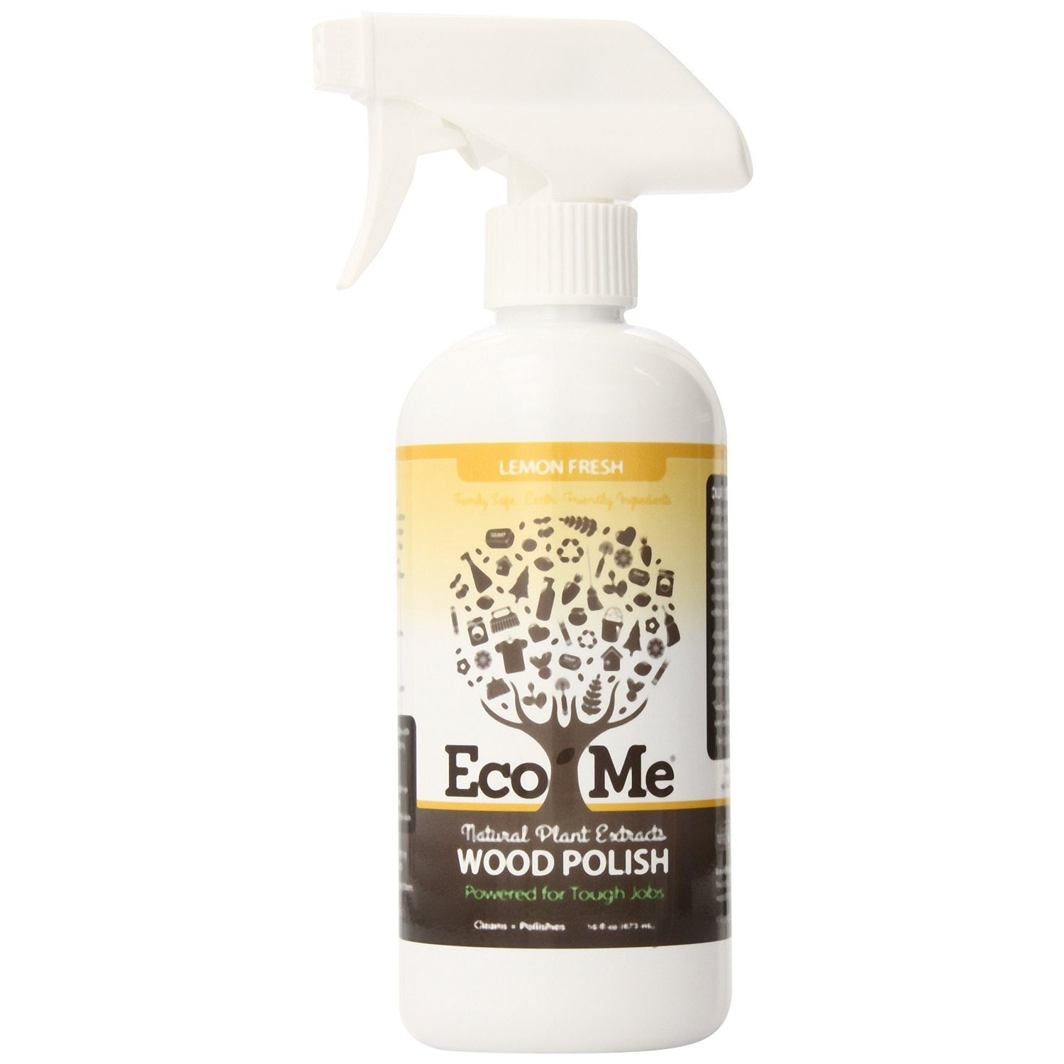 KITTRICH CORP. Eco-Me All Natural Lemon Fresh 16-ounce Wo...
