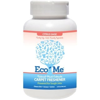Eco-Me 32-ounce All Natural Citrus Sage Carpet Freshener (Pack of 6)