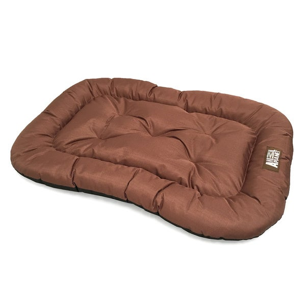 Shop Animal Planet Water Resistant Oxford Pet Bed - Free