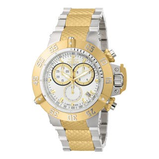 Invicta Men's 15947 Subaqua Quartz Chronograph Silver Dial Watch|https://ak1.ostkcdn.com/images/products/10631064/P17700079.jpg?impolicy=medium