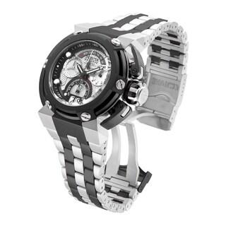 Invicta Men's 16047 Reserve Quartz Chronograph Antique Silver Dial Watch