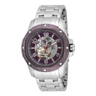 Invicta Men's 16124 Specialty Mechanical Multifunction Brown Dial Watch
