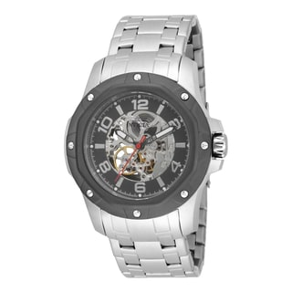Invicta Men's 16125 Specialty Mechanical Multifunction Light Grey Dial Watch