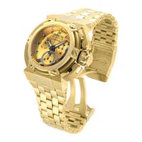 Invicta Men's 18337 Reserve Quartz Chronograph Gold Dial Watch