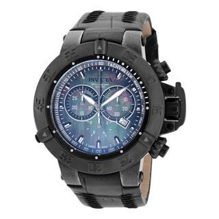 Invicta Men's 18450 Subaqua Quartz Chronograph Black Dial Watch|https://ak1.ostkcdn.com/images/products/10631149/P17700156.jpg?impolicy=medium