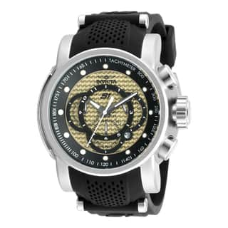 Invicta Men's 19321 S1 Rally Quartz Multifunction Ivory Dial Watch|https://ak1.ostkcdn.com/images/products/10631210/P17700211.jpg?impolicy=medium