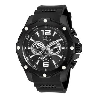 Invicta Men's 19662 I-Force Quartz Chronograph Black Dial Watch|https://ak1.ostkcdn.com/images/products/10631228/P17700228.jpg?impolicy=medium