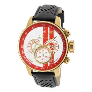 Invicta Men's 19906 S1 Rally Quartz Multifunction White, Red Dial Watch|https://ak1.ostkcdn.com/images/products/10631265/P17700253.jpg?impolicy=medium