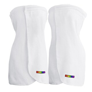 Women's Belmond LGBT Bath Wrap - Flag (Set of 2)