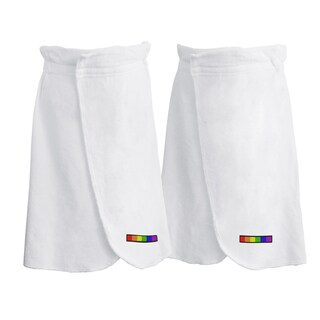 Men's Belmond LGBT Bath Wrap - Flag - (Set of 2)